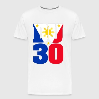 du30_flag - Men's Premium T-Shirt
