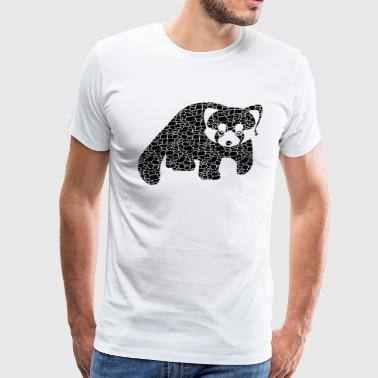 Red Panda Tee Shirt - Men's Premium T-Shirt