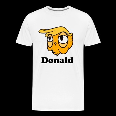 Donald duck - Men's Premium T-Shirt