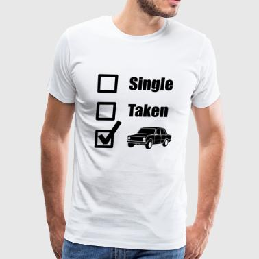 Car Guy Tuner Drifting Funny Gift Idea - Men's Premium T-Shirt