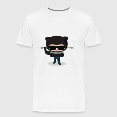 Github on steroids - Men's Premium T-Shirt