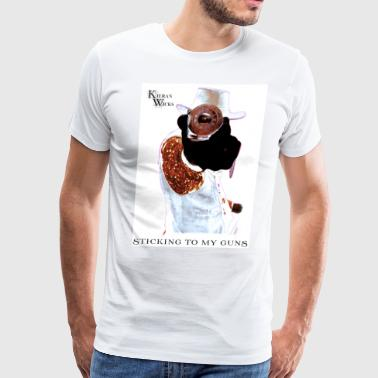 Through the Looking Glass - Men's Premium T-Shirt