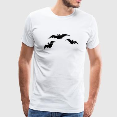 Bat bat and bat - Men's Premium T-Shirt