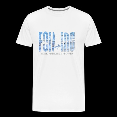 foiling - Men's Premium T-Shirt