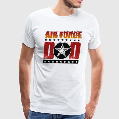 AIR FORCE DAD SHIRT - Men's Premium T-Shirt