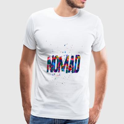 nomad - Men's Premium T-Shirt