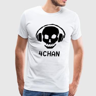 4chan - Men's Premium T-Shirt