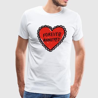 Forever Annoyed - Men's Premium T-Shirt