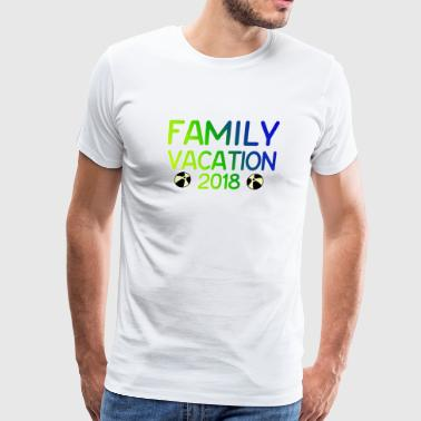 Family Vacation Gifts for Families - Men's Premium T-Shirt