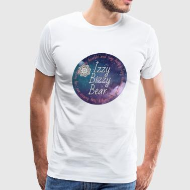 Izzy bizzy bear merch! - Men's Premium T-Shirt
