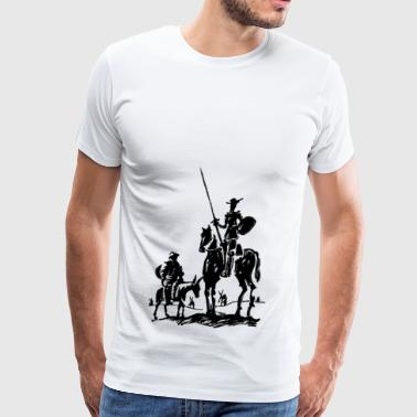 quixote - Men's Premium T-Shirt