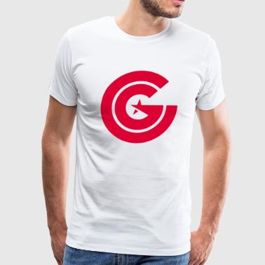 clutch gaming - Men's Premium T-Shirt