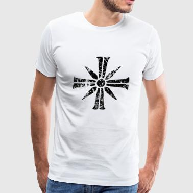 Cross Sign (from Far Cry 5) - Men's Premium T-Shirt
