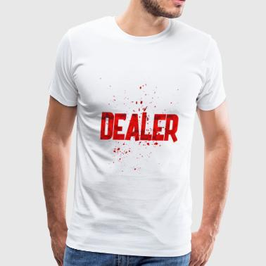 dealer - Men's Premium T-Shirt