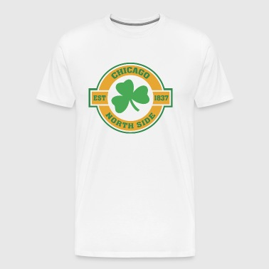 Chicago Irish North Side - Men's Premium T-Shirt