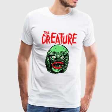 creature - Men's Premium T-Shirt