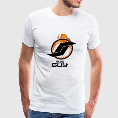 Slye Guy Logo - Men's Premium T-Shirt
