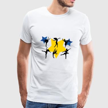 Dancing Stars - Men's Premium T-Shirt