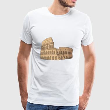 Colosseum - Men's Premium T-Shirt