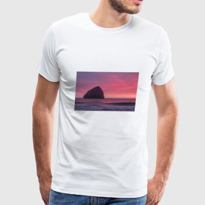 Pacific City OG - Men's Premium T-Shirt