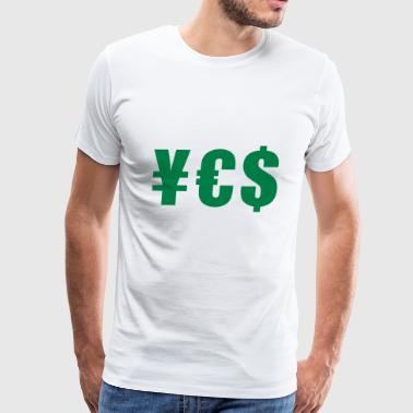 YES - Men's Premium T-Shirt