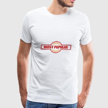 The most popular - Men's Premium T-Shirt