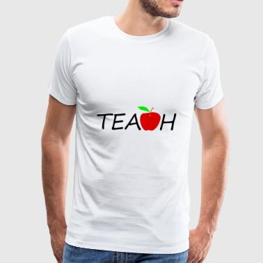 teach - Men's Premium T-Shirt