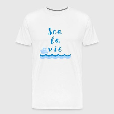 Sea La Vie - Men's Premium T-Shirt