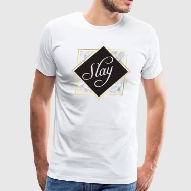 WOMEN and LADY BOSSes who SLAY - Men's Premium T-Shirt