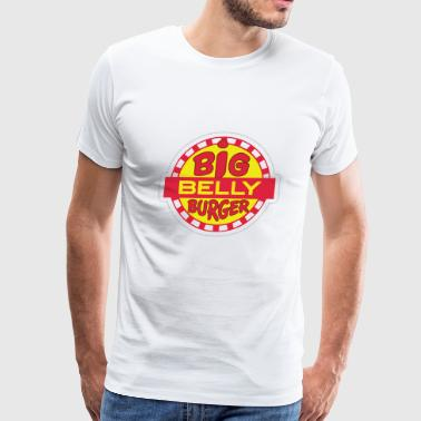 Big Belly Burger - Men's Premium T-Shirt