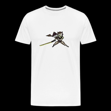 Overwatch - Genji - Men's Premium T-Shirt