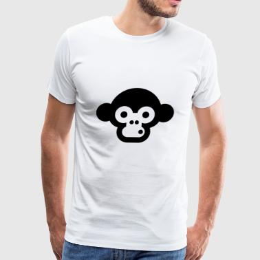 Crazy Monkey 2 - Men's Premium T-Shirt