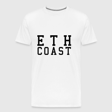 Eth Coast - Men's Premium T-Shirt