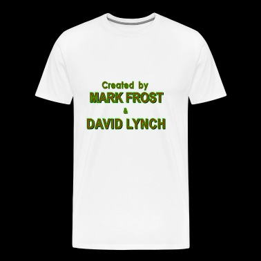 DAVID lynch - Men's Premium T-Shirt