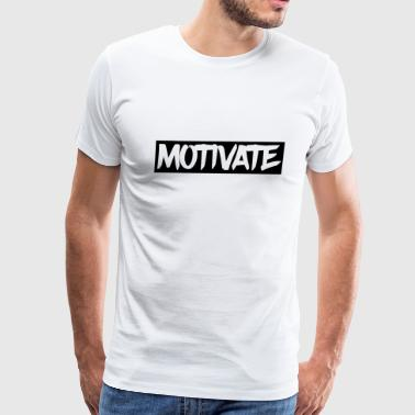 Motivate - Men's Premium T-Shirt