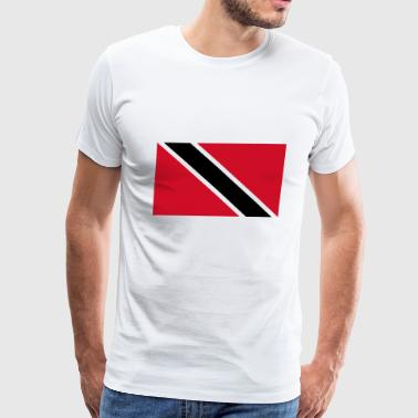 Trinidad Tobago - Men's Premium T-Shirt