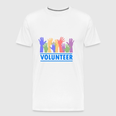 volunteer - Men's Premium T-Shirt
