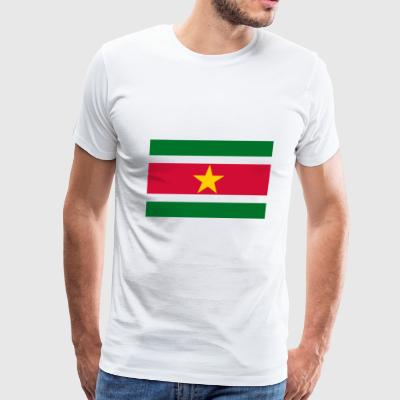 Suriname - Men's Premium T-Shirt