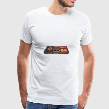 Gaming Gamer Controller - Men's Premium T-Shirt