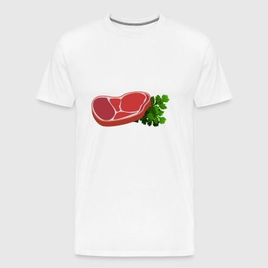 Meat - Men's Premium T-Shirt