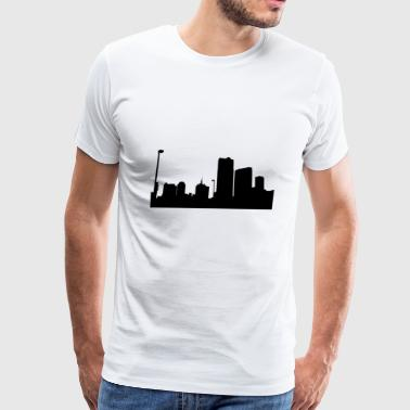 Urban City - Men's Premium T-Shirt
