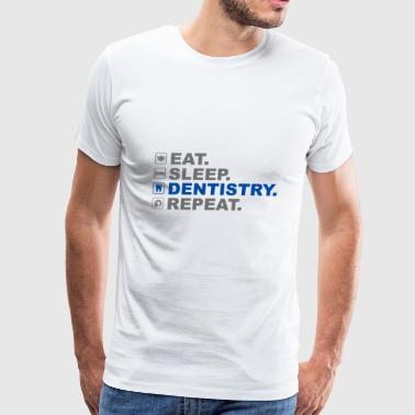 dentistry - Men's Premium T-Shirt