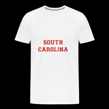 South Carolina Gamecocks - Men's Premium T-Shirt