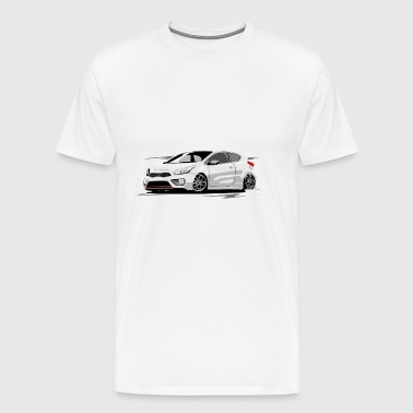 proceed gt - Men's Premium T-Shirt