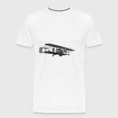 Aviation in Britain Before the First World War RAE - Men's Premium T-Shirt