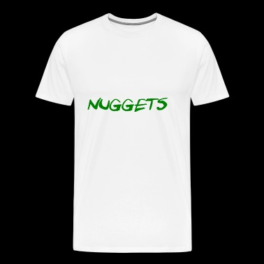 nuggets - Men's Premium T-Shirt