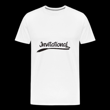Invitational - Men's Premium T-Shirt