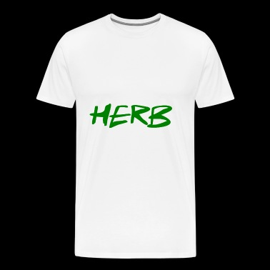 herb - Men's Premium T-Shirt