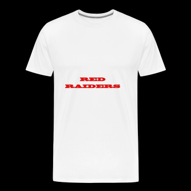 texas tech red raiders - Men's Premium T-Shirt