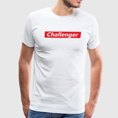League of legends Challenger - Men's Premium T-Shirt